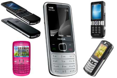 Популярные телефоны 2000-х: назад в прошлое