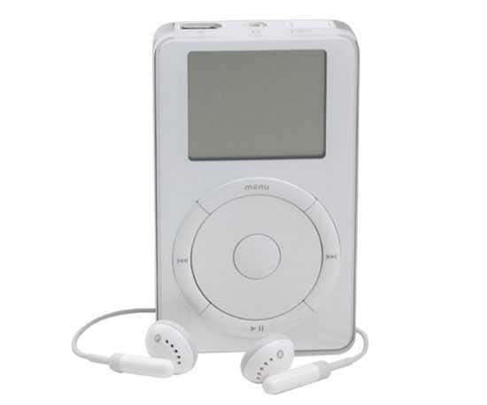 Музыкальный герой 2000-х: история iPod