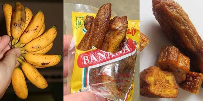 Сушеные бананы - популярное лакомство нулевых, вкус детства 👍 Как приготовить дома