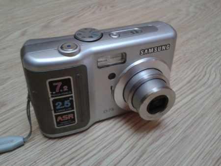 Пленка, фотоаппарат и мои первые снимки