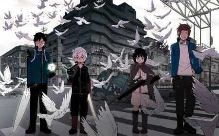 """Рейтинг лучших аниме, похожих на """"Наруто"""""""