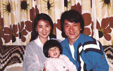 Вся правда о семье Джеки Чана