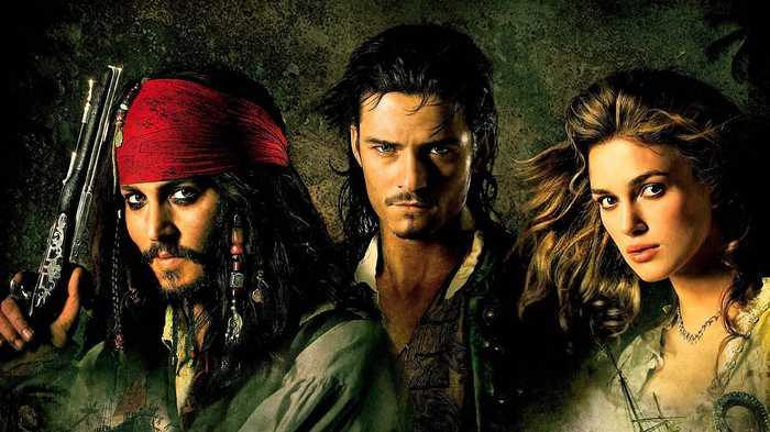 «Пираты Карибского моря» — любимая кинофраншиза нулевых