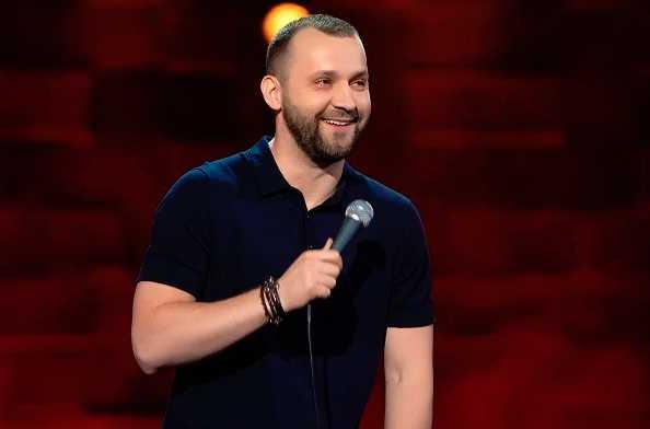 Руслан самый известный stand-up комик в России
