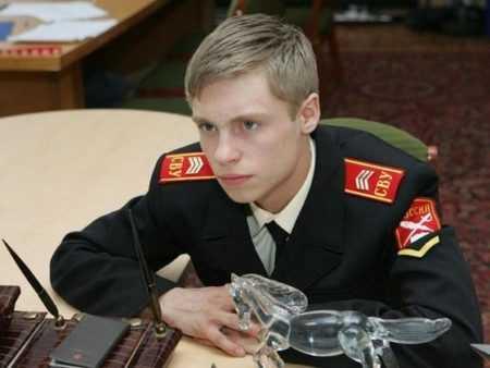Александр Головин: личная жизнь актера