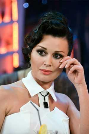 Анастасия Заворотнюк: личная жизнь актрисы