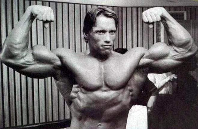 Железный Арни в молодости: как выглядел Арнольд Шварценеггер раньше