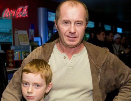 Семья и дети Андрея Панина