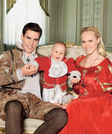Личная жизнь и семья Дмитрия Дюжева