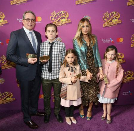 Семья и дети Сары Джессики Паркер: интересные факты и подробности
