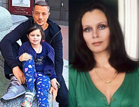 Любовь Полищук: личная жизнь, семья и дети