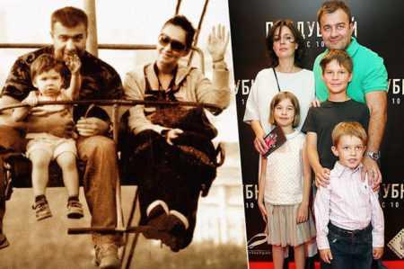 Три любви Михаила Пореченкова: кто его нынешняя жена и сколько у них детей