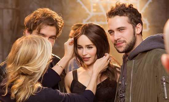 Эмилия Кларк и Кит Харингтон стали новыми лицами Dolce & Gabbana