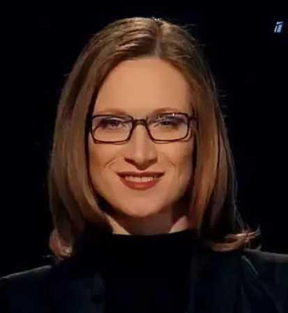 """Ведущая передачи """"Слабое звено"""" Мария Киселева: карьера и личная жизнь"""