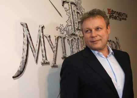 Сергей Жигунов: личная жизнь актера