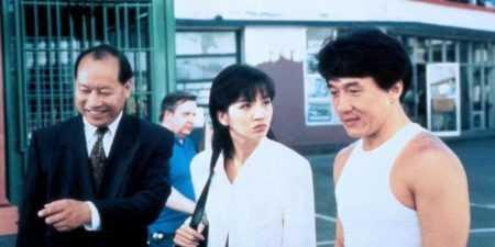 Фильмы с Джеки Чаном: список лучших