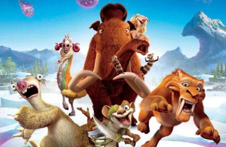 """Любимые персонажи: тигр из """"Ледникового периода"""""""