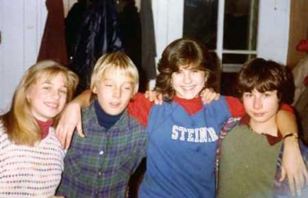 Дженнифер Энистон в молодости и сейчас: а есть ли разница?