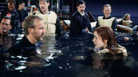 "За кулисами легенды: как снимали ""Титаник"""