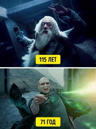 """Факты о """"Гарри Поттере"""", которые вы не знали"""