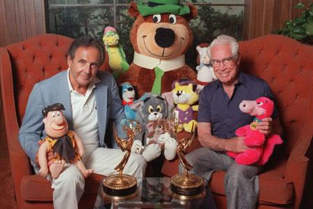 """Любимые персонажи из мультсериала """"Том и Джерри"""""""